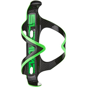 Supacaz Fly Cage Carbon Juomapullonpidike, neon green
